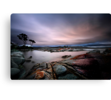 Bay of Fires Canvas Print