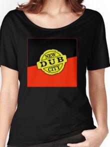 New Dub City Aboriginal Flag Women's Relaxed Fit T-Shirt