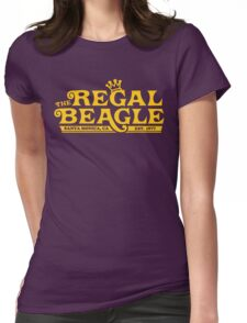 The Regal Beagle - Three's Company T-Shirt Womens Fitted T-Shirt