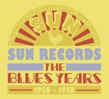 The Sun Blues Years Kids Tee