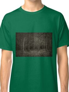 Dusk Forest View Classic T-Shirt