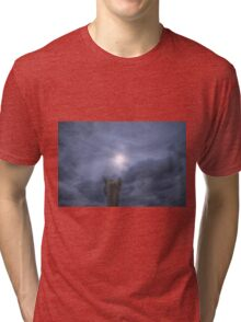 Under A Sky No One Sees Tri-blend T-Shirt