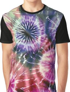 Tie Dye 6 Graphic T-Shirt