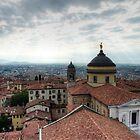 Bergamo Stunning Skyline by dyanera