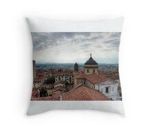 Bergamo Stunning Skyline Throw Pillow