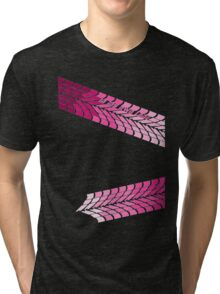 In My Own Lane - Pink Tri-blend T-Shirt