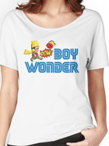 Boy wonder (Wonder Boy) Women's Relaxed Fit T-Shirt