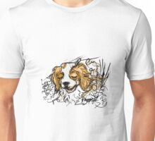 Holly scribble Unisex T-Shirt