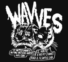 Cynical Cats talking about wavves by MissyW