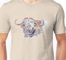 African buffalo or Cape buffalo (Syncerus caffer) Unisex T-Shirt
