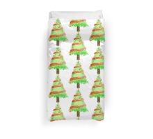 Merry Christmas Matthew Duvet Cover