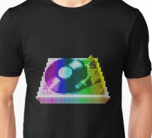 Hip Hop - Turntable Mosaic Unisex T-Shirt