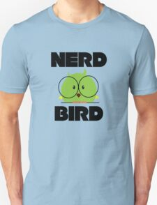 Nerd Bird with glasses T-Shirt