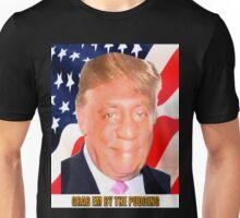 DONALD TRUMP BILL COSBY GRAB EM Unisex T-Shirt