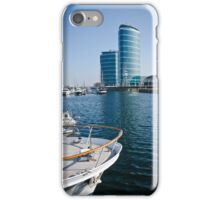 Chatham Maritime Marina iPhone Case/Skin