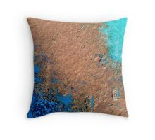 All That Glitters in The Sea  Throw Pillow