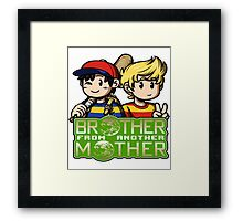 Another MOTHER - Ness & Lucas Framed Print