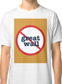 Great Wall Classic T-Shirt