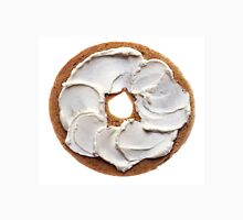 Bagel with Cream Cheese  Unisex T-Shirt