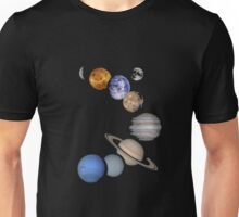 Solar System Planets Kids' T-Shirt by Spreadshirt™ Unisex T-Shirt