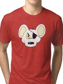 Danger Mouse - He's the greatest! Tri-blend T-Shirt