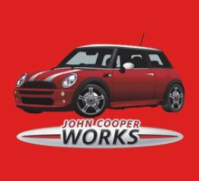 MINI Cooper S John Cooper Works R53 by Luke H