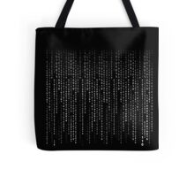 Men's DAD In Binary Code Funny T Shirt - Gift for Fathers d Tote Bag
