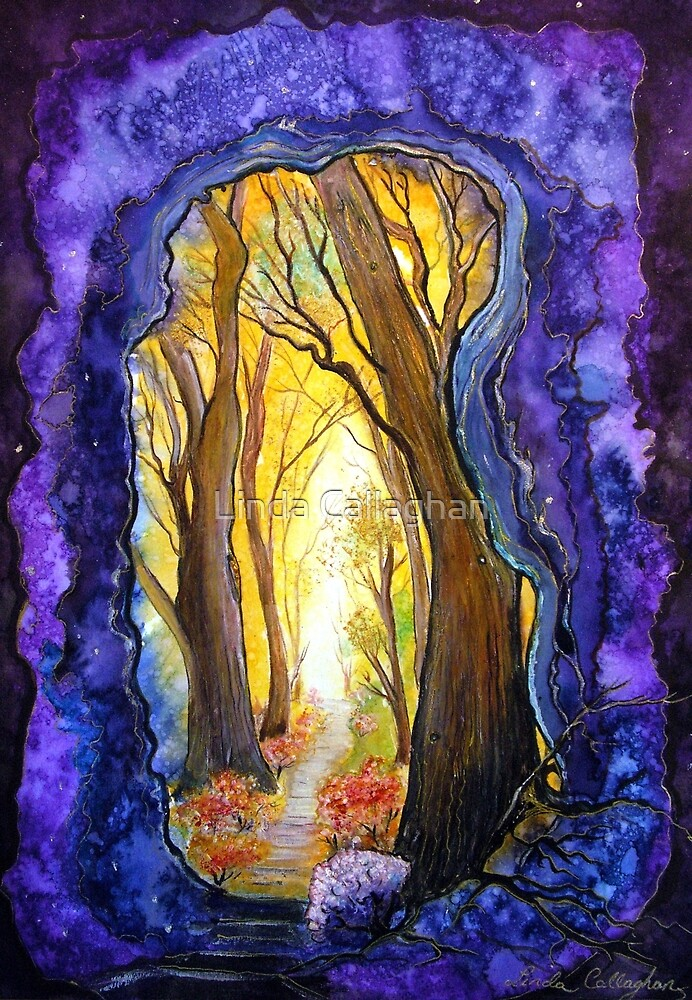 Light at the End of the Tunnel  by Linda Callaghan