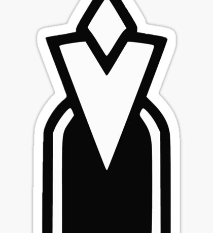 Skyrim Quest Marker Sticker