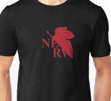 Neon Genesis Evangelion: NERV Logo Black T-Shirt Unisex T-Shirt
