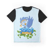 Joko Waving Graphic T-Shirt
