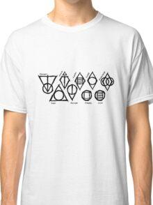 Skyrim Shadowmarks Classic T-Shirt