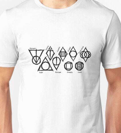 Skyrim Shadowmarks Unisex T-Shirt