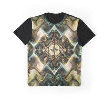 Symmetry In Motion (poem inside) Graphic T-Shirt