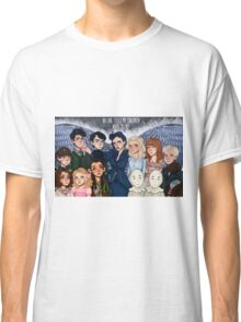 No One Tells My Children What to Do Classic T-Shirt