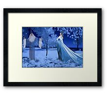 ✿♥‿♥✿ YOU'VE GOT ME UNDER YOUR SPELL AGAIN..DREAMIN THOSE THINGS AGAIN ✿♥‿♥✿ Framed Print