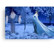 ✿♥‿♥✿ YOU'VE GOT ME UNDER YOUR SPELL AGAIN..DREAMIN THOSE THINGS AGAIN ✿♥‿♥✿ Canvas Print
