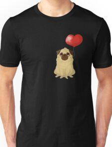 Pug love Unisex T-Shirt