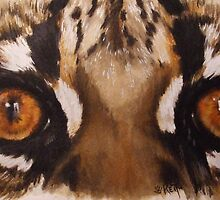 Eye-Catching Ocelot by BarbBarcikKeith