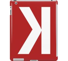 Strikeout iPad Case/Skin