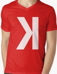 Strikeout Mens V-Neck T-Shirt
