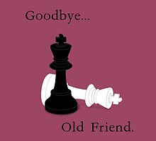 Goodbye, Old Friend. by schmaslow