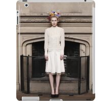Static beauty iPad Case/Skin