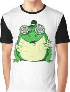 Hipnogenic Toad Graphic T-Shirt