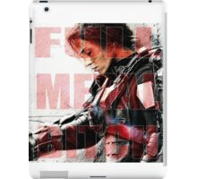 Edge of Tomorrow iPad Case/Skin
