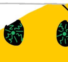 ZOMBIE INFECTED EMOJI (Halloween : Emoji Edition) Sticker