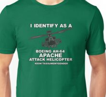 Apache Gender Unisex T-Shirt