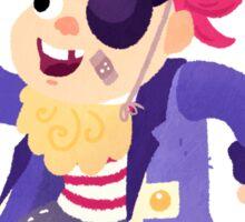 Halloween Kids - Pirate Sticker