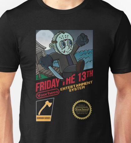 Super Voorhees bros Unisex T-Shirt