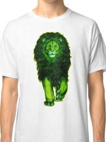 The Green Lion by Cheerful Madness!! Classic T-Shirt